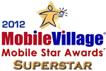 2012MobileStarAwards Superstar 150x100 MobileFrame Wins Highest Honors in the 2012 Mobile Star Awards