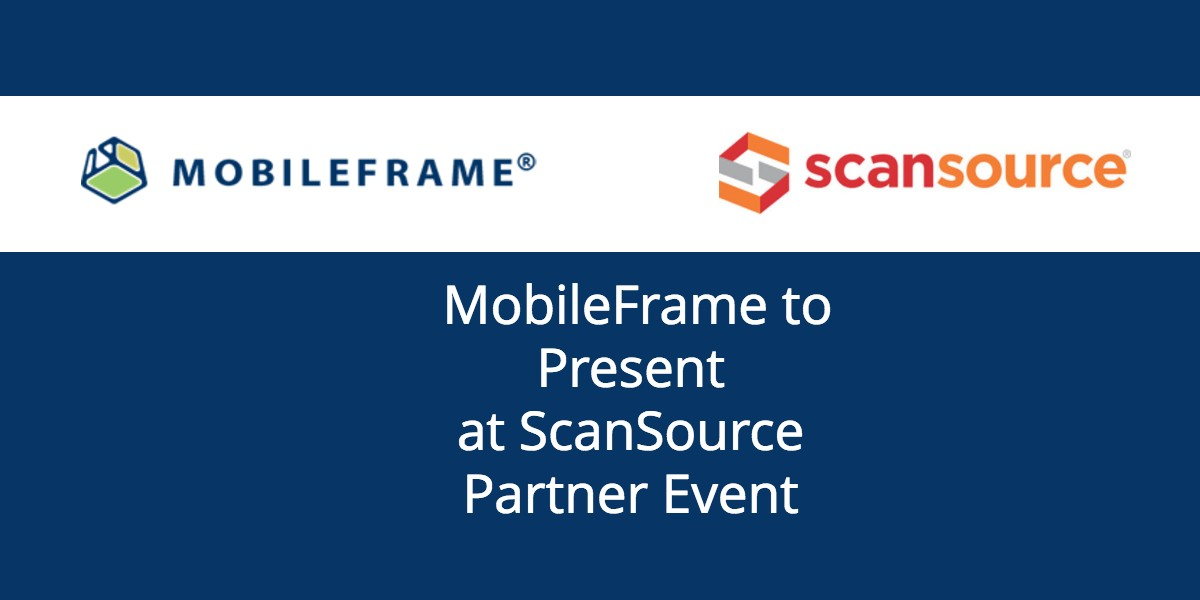 MobileFrame to present its Mobile App Development Platform at ScanSource event